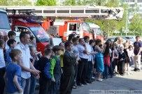 27 апреля 2012 - Празднование 363-летия Пожарной охраны в России в части №11 в Тольятти