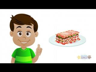 Do You Like Lasagna Milkshakes _ Ice Cream and Lasagna! _ Super Simple Songs