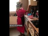 однажды на кухне...