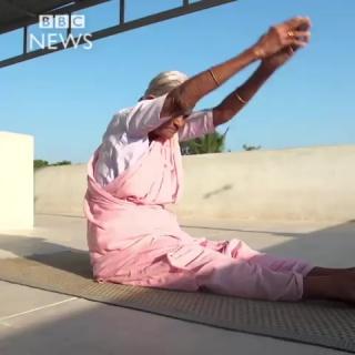 Bbc  news - bend it like granny