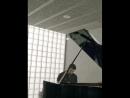 Месси сыграл гимн Лиги Чемпионов