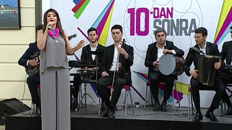 Nazpəri Dostəliyeva - Nazlana nazlana