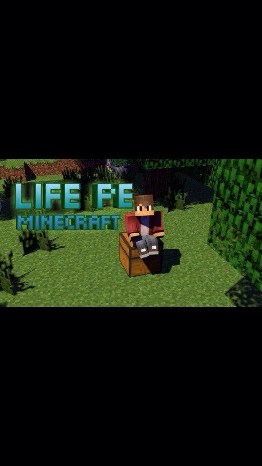 LifePE.ru - Minecraft PE сервер
