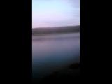 Рыбалка на заливе, раннее утро.