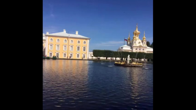 Мое видео Москва Питер