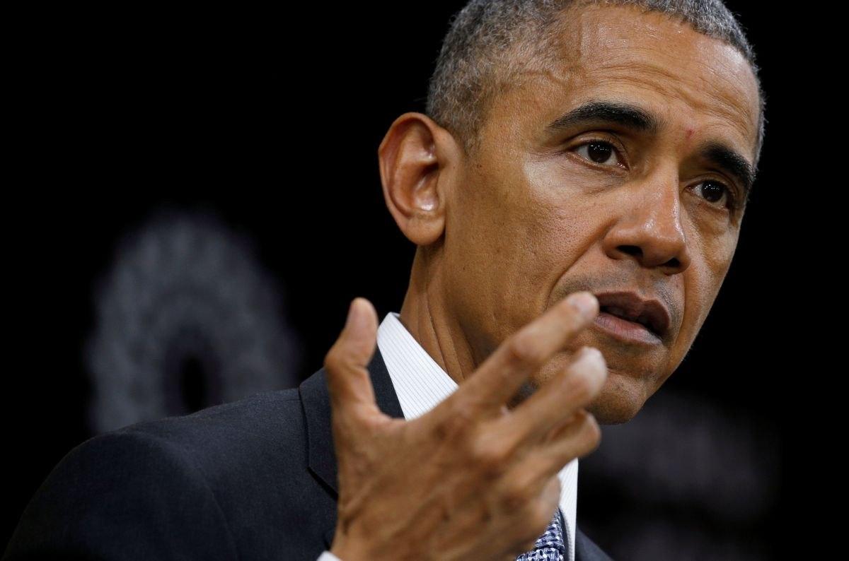 Обама снял запрет на поставки оружия сирийской оппозиции