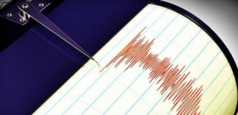 Вблизи Сарезское озеро В Таджикистане в произошло землетрясение