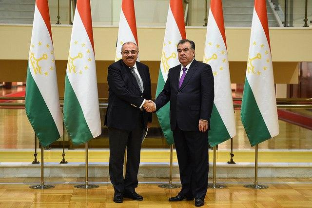 Президент Таджикистана и вице-премьер Турции обсудили, как странам сотрудничать в дальнейшем