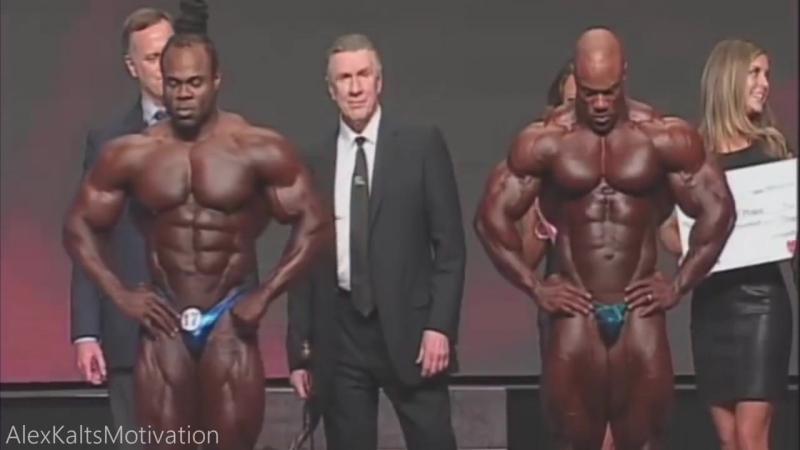 PHIL HEATH - ROAD TO 10 MR.O - Bodybuilding Motivation 2017