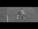 Гол Гения пяткой  Cristiano Ronaldo