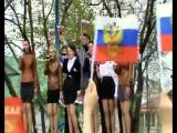 Флэшмоб День Победы 6 мая 2015 г. Хороль