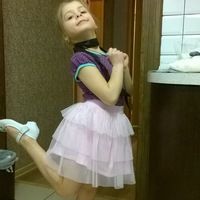 Анкета Кристина Бойцова