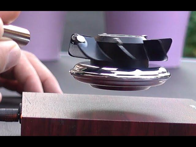 "Free Energy Magnet Motor Levitating | Strong ""Free Energy"" Engine Device!"