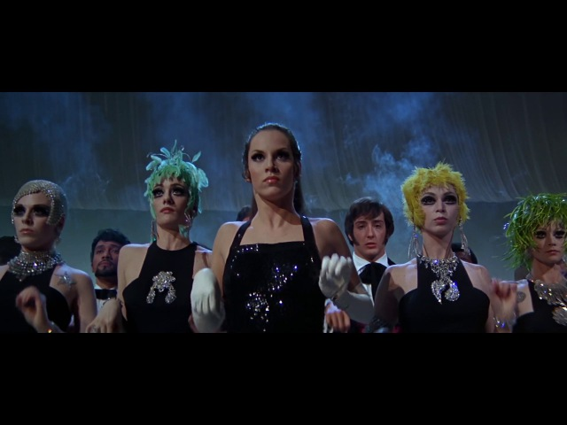 Sweet Charity 1969: The Aloof, The Heavyweight, The Big Finish (HQ) Bob Fosse