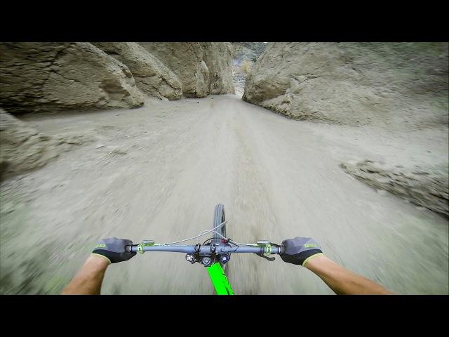 GoPro Awards Classic Chute Mountain Bike Freeride