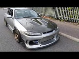 Tomei 2.2l S15 Spec-R 450ps Yashio Factor YP 20g Turbo