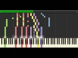 Yellowcard - Breathing Piano Tutorial Synthesia