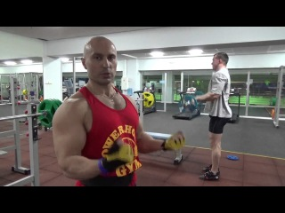 Гликолитические и окислительные мышечные волокна. Тренировка рук и дельт.