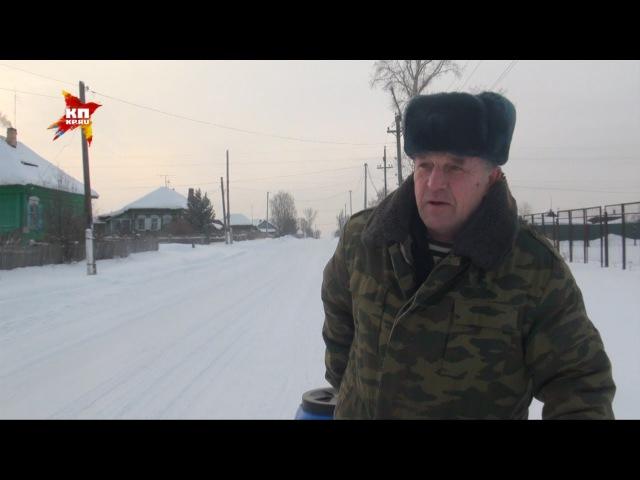 Из Москвы во Владивосток на электричках: сибирская деревня