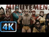 Watchmen Opening Credits Part 1  Watchmen (2009)  4K ULTRA HD