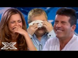 Funniest Auditions on X Factor UK Vol.2