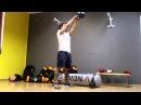 Ударный комплекс с гирей для снижения веса