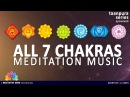 All 7 CHAKRAS MEDITATION BALANCING HEALING MUSIC Taanpura Series M16CS3T8