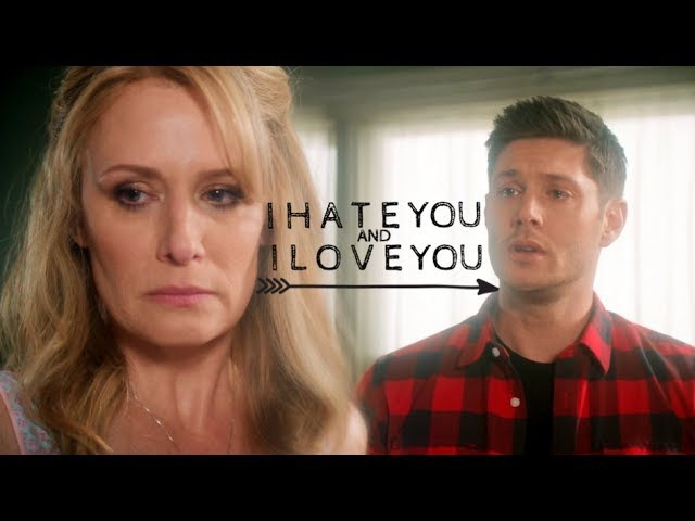 Dean, Mary John | I hate you and I love you