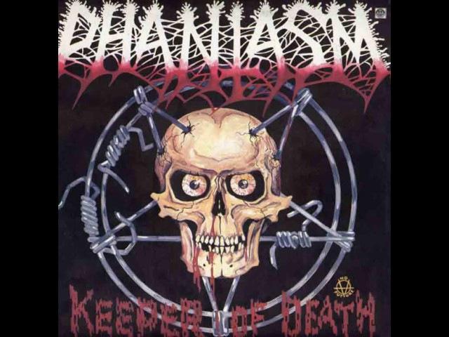 MetalRus.ru (Death Metal). PHANTASM - Keeper Of Death (1992) [Full Album]