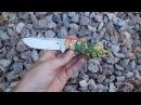 Нож ручной работы Ван Гог 2.0