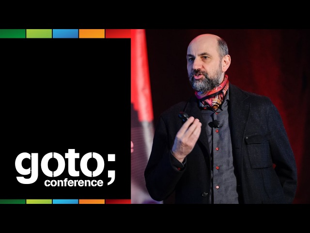 GOTO 2017 • The Many Meanings of Event-Driven Architecture • Martin Fowler