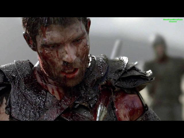 Best fight scenes of Spartacus: War of the Damned (10 series) HD 7/7