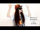 Maroon 5 - Animals cover by J.Fla