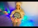 БАРБИ в СНЕЖНОЙ ДЕРЕВНЕ Играем в куклы барби безграничные движения в ледяной пе ...