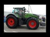Трактор Fendt 1050 vario, предоставлен для испытаний .