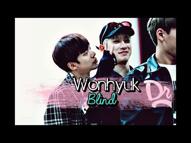 [MONSTA X] Wonho X Minhyuk WONHYUK ; Blind