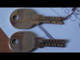 Как открыть дверь, если изнутри в замок вставлен ключ