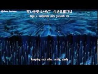 Minori Chihara - Kyoukai no Kanata (境界の彼方) OP FULL [Kanji | Romaji | English Sub]