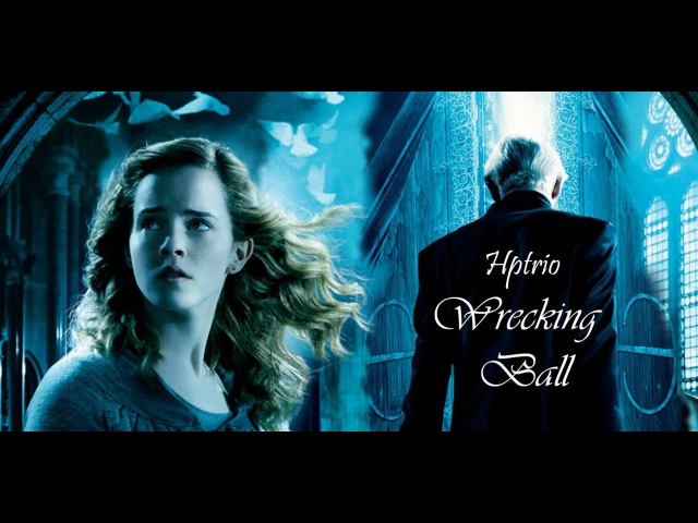 Draco Hermione [Wrecking Ball]
