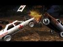 ГОНКИ НА ВЫЖИВАНИЕ 1 Игровой мультик про машины Битва машин Аварии Игра Demolition Derby