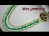 How to make silk thread jewellary checker style 95