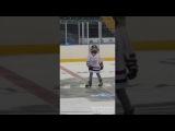 Хоккей и позитив совместимы|танец маленькой девочки