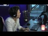 Harry Styles talking about 'Carolina' on BBC Radio 1 5/12/2017