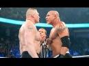 Goldberg responds to Brock Lesnar's WrestleMania challenge