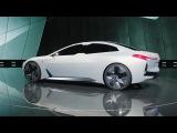 Концептуальный электромобиль BMW i Vision Dynamics