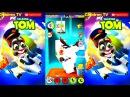 My Talking Tom Говорящий кот том 6 мультик игра мультфильмы для детей Cartoon fun game ChildrenTV
