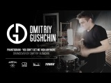 Phantogram - You Dont Get Me High Anymore (Drum Cover by Dmitriy Guschin)