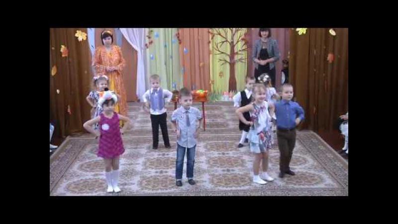 Оркестр в средней группе на осеннем празднике. Ссылка на музыку: yadi.sk/d/uBIoKYZ63N...