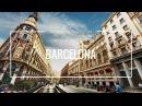Running Through Barcelona DJI Osmo Mobile