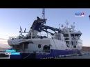 Россия-1 Нарьян-Мар HD В Мурманске презентовали рыболовецкий траулер Печора